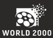 World 2000 Entertainment Ltd. Logo
